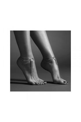 Magnifique - Chaine de pieds  chevilles - Or