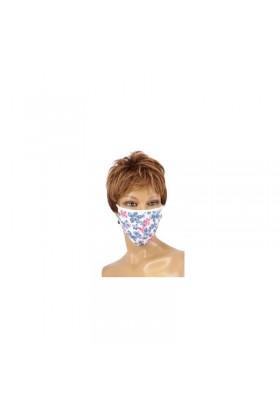 Masque en coton Passion - Divers coloris